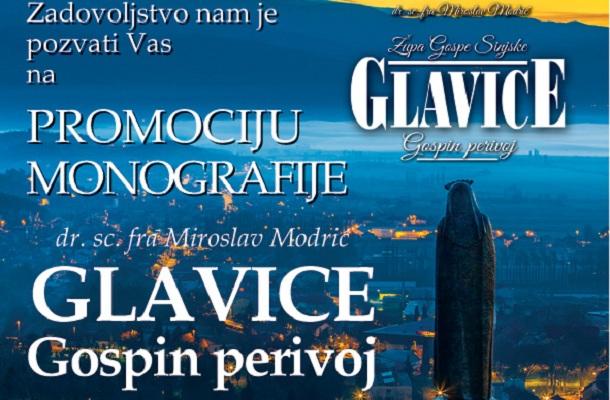"""Predstavljanje monografije """"Glavice Gospin perivoj"""""""