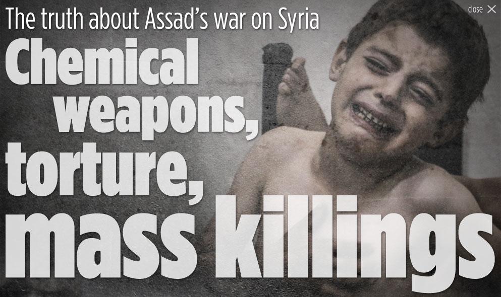 Tko je kriv za rat u Siriji?