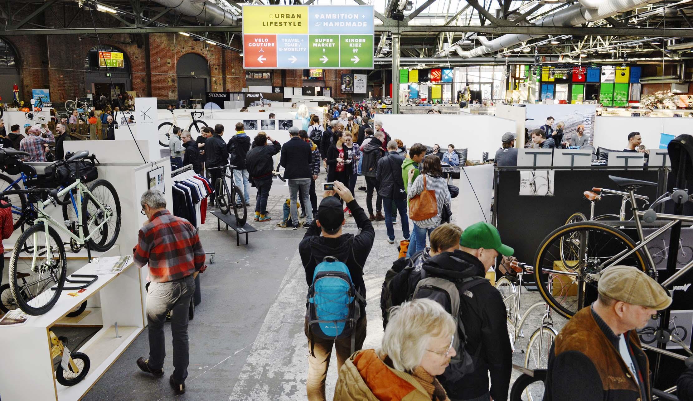 Uspješni berlinski biciklistički sajam dolazi u Beč