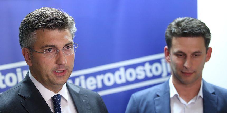 Plenković: Intencija da saborskim zastupnicima zakonski prijedlozi budu dostupni u petak