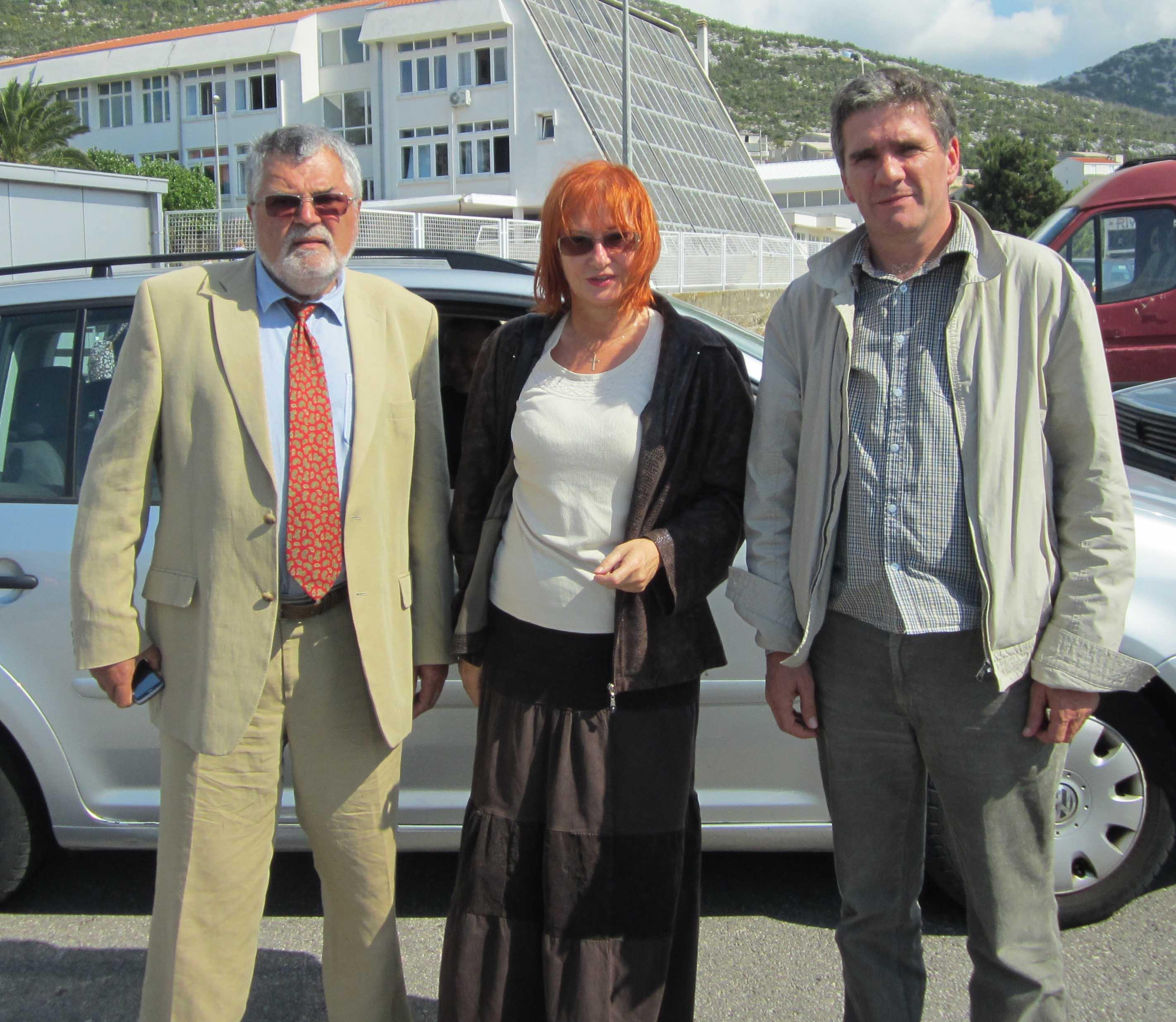 Hrvatski književnici i svijet – Stjepan Šešelj