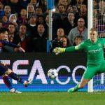 Barcelona v Manchester City 1