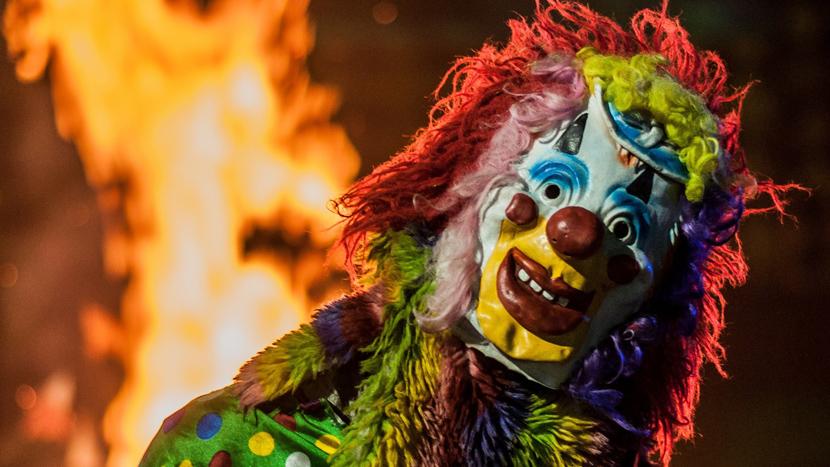 Tinejdžeri u Koprivnici obučeni u klaune plašili djecu