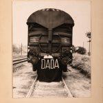László Szalma BOSCHBOSCH Hommage to Dada 1972 collage 470 x 323 mm Marinko Sudac Collection