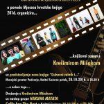 Krešimir Mišak GKK plakat 2016. 1