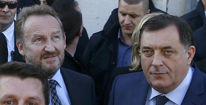 Sukob Izetbegovića i Dodika