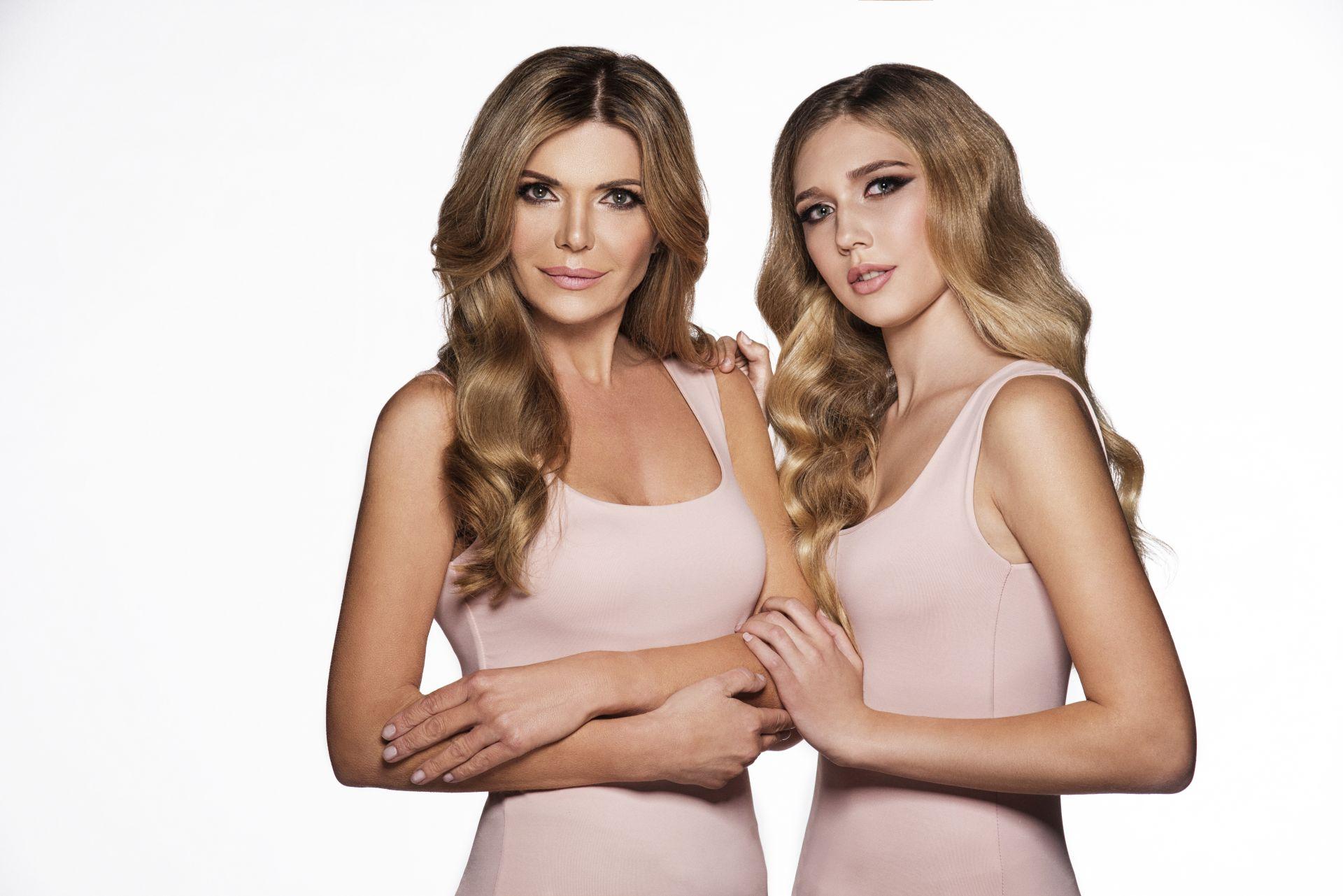 Daniela Gračan i kći u senzualnoj kampanji za Etrnity