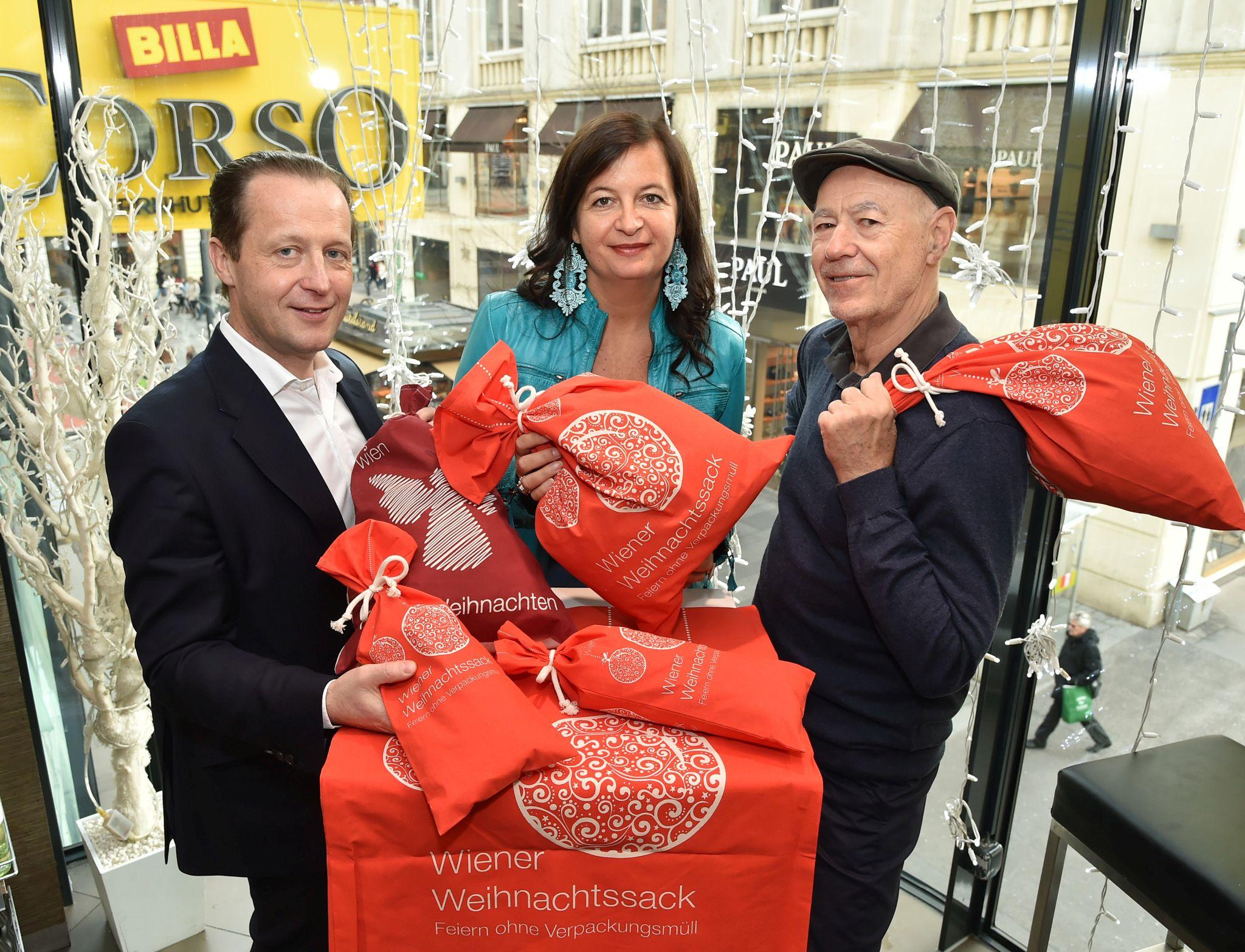 Bečke ekološke božićne vrećice po 10. put na tržištu