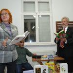 2 Želja Lovrenčić i T M Bilosnić na predstavljanju Tigra u Rumunjskoj