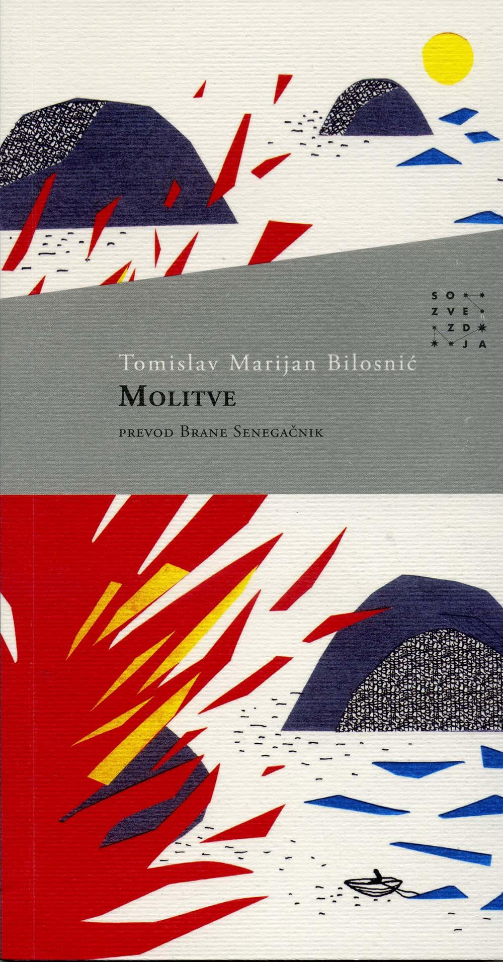 Predstavljene MOLITVE Tomislava Marijana Bilosnića na slovenskom