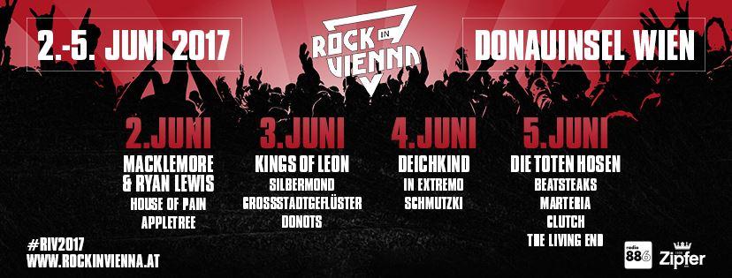 Rock in Vienna i ove godine u Beč dovodi sjajne izvođače