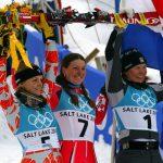 SLC slalom zlato