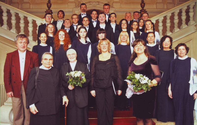 """Najava predstavljanje monografije """"Vjera kao pjesma"""" uz 45 godina djelovanja Collegium pro musica sacra"""