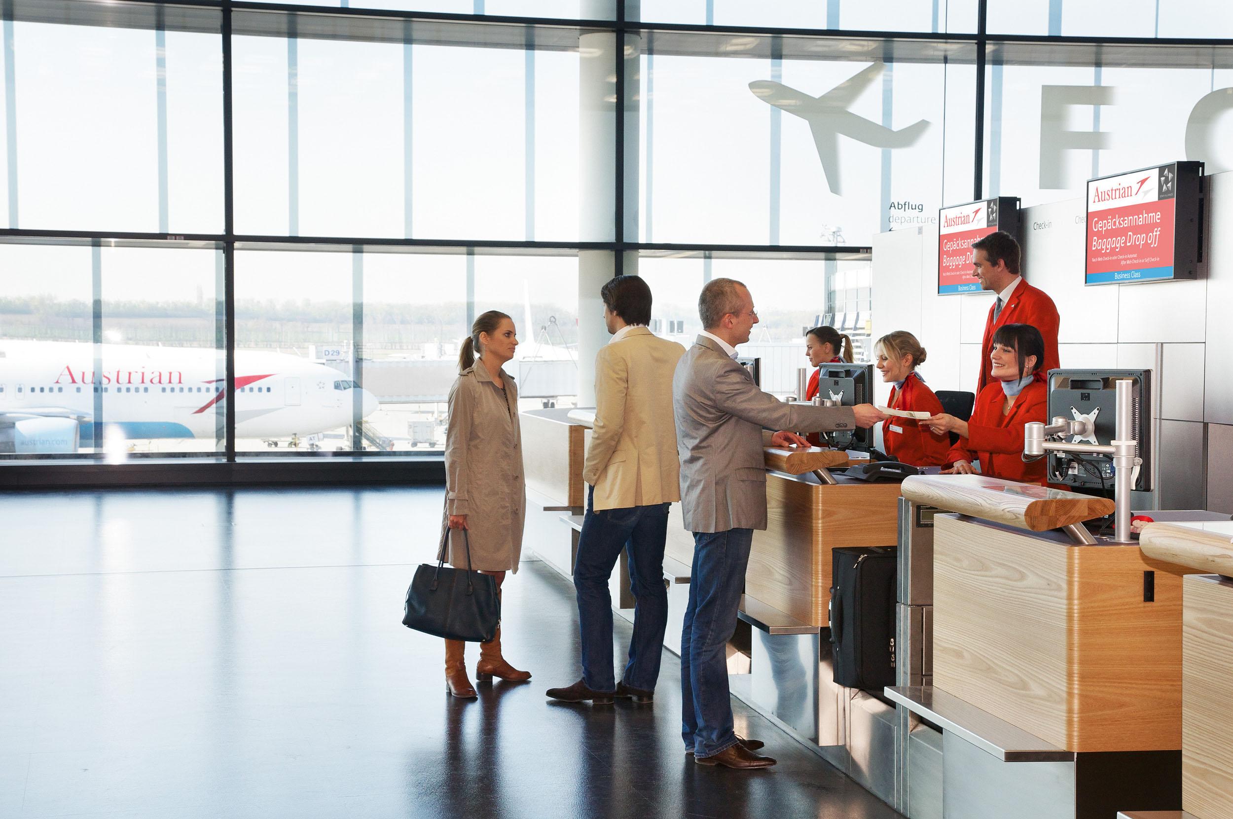 Bečka zračna luka: siječanjsko povećanje putničkog prometa za 7,9%