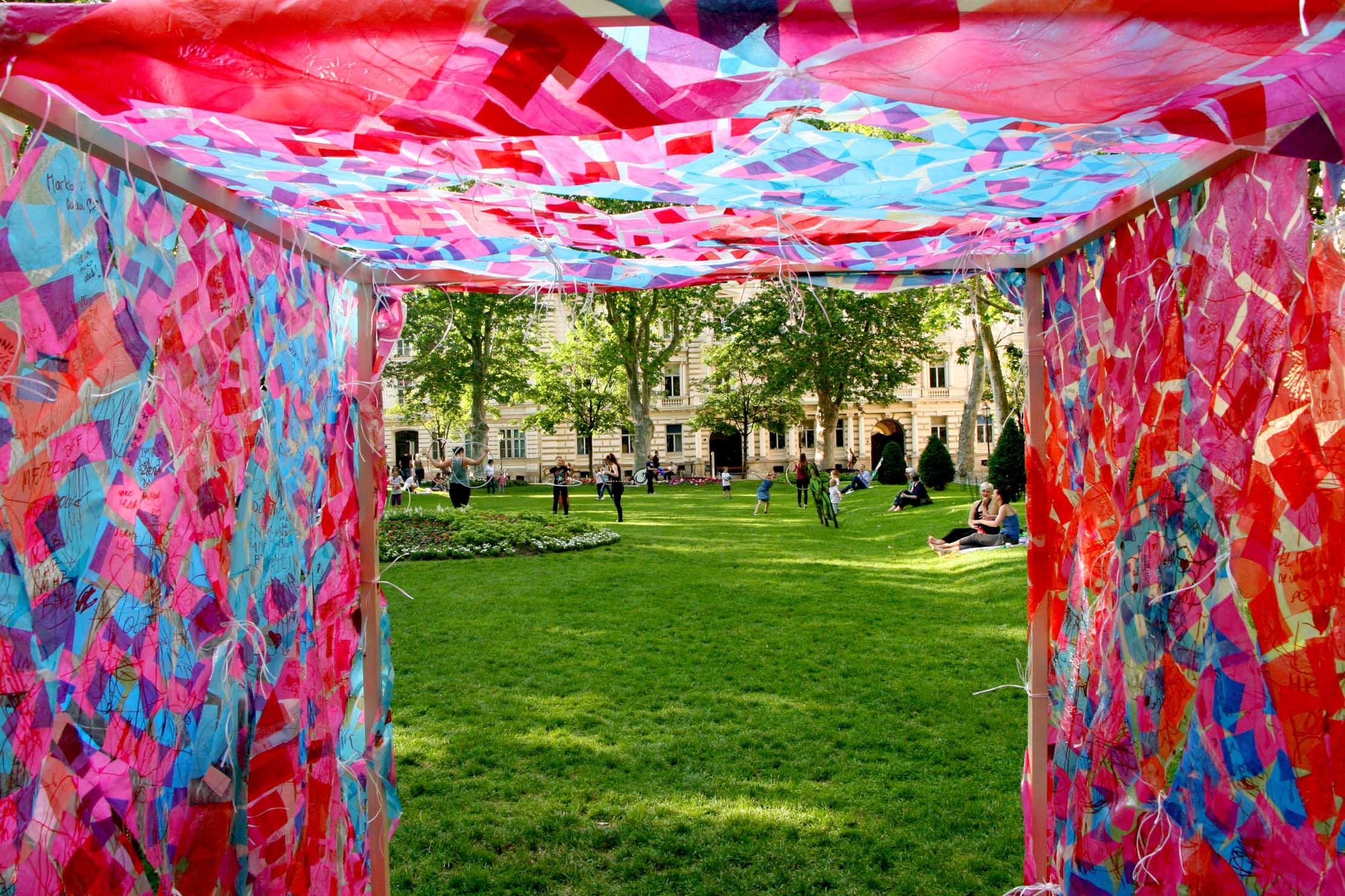 Natječaj za likovno-urbanu instalaciju – 21. Međunarodni ulični festival Cest is d'Best