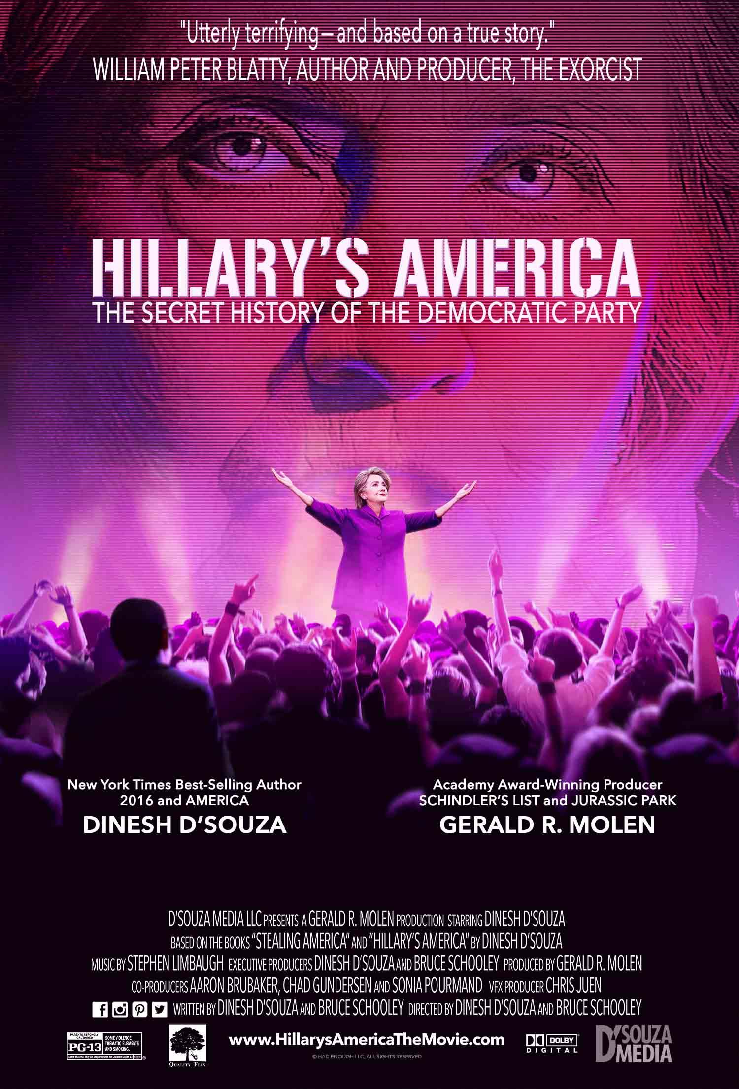 """Zlatna malina za najgori film dodijeljena """"Hillarynoj Americi"""""""