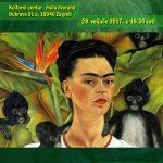 Frida Kahlo plakat 2017