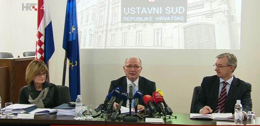 Priopćenje inicijative Prolife.hr nakon presudi Ustavnog suda