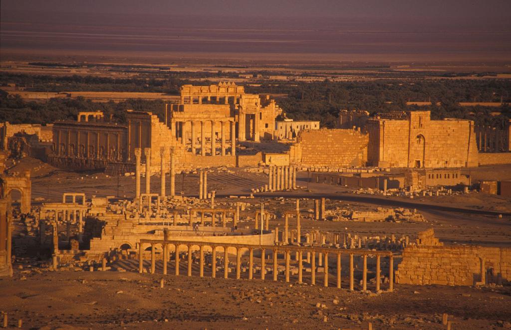 Sirijska vojska ušla u Palmiru – novi udarac za IS