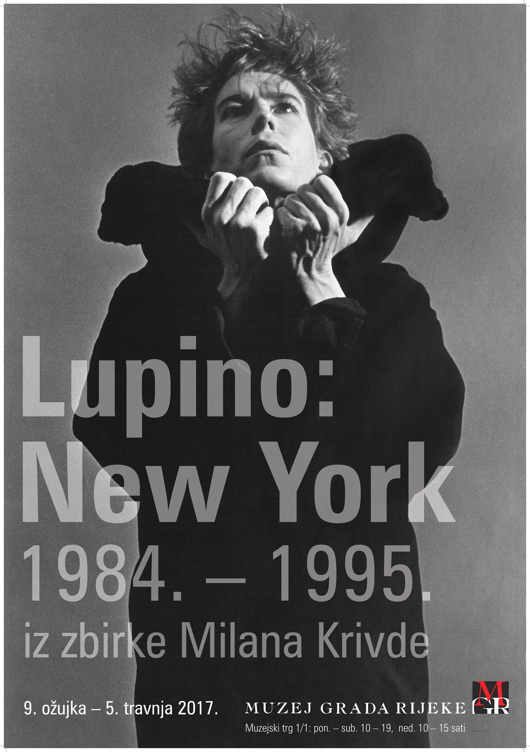 LUPINO: New York 1984.-1995.