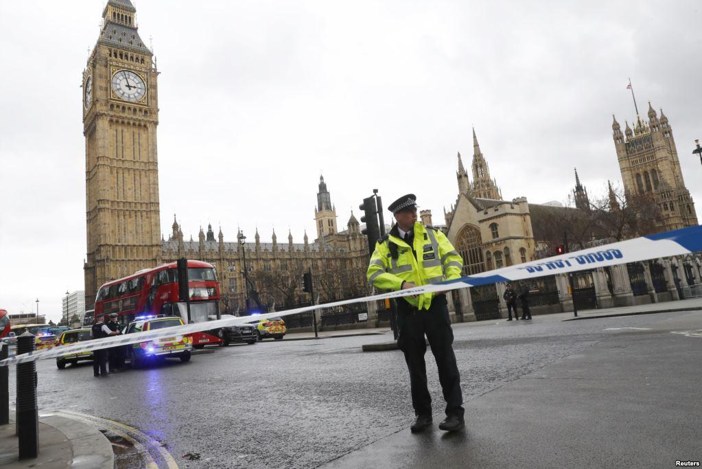 Britanska policija uhitila sedam osoba u istrazi oko napada na parlament