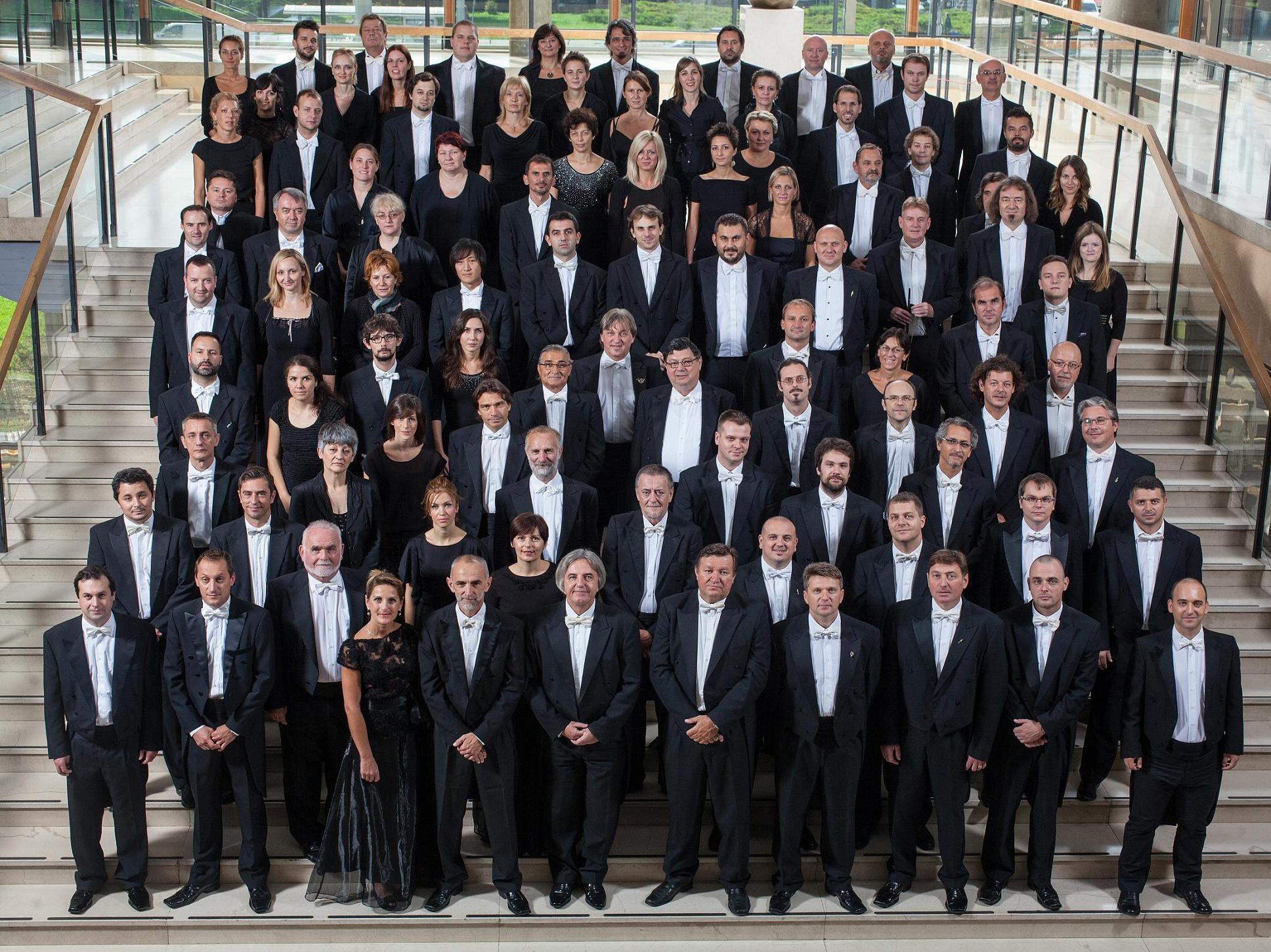 Najava – Svečani koncert Zagrebačke filharmonije u Beču