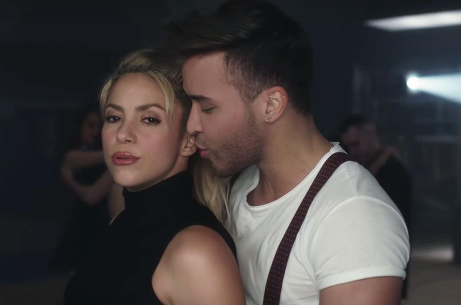 Shakira i i Prince Royce oduševili novim duetom: spot prožet strašću i dinamikom