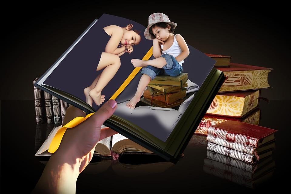 Mjesec dječje knjige – Učimo djecu čitanju knjiga od malena