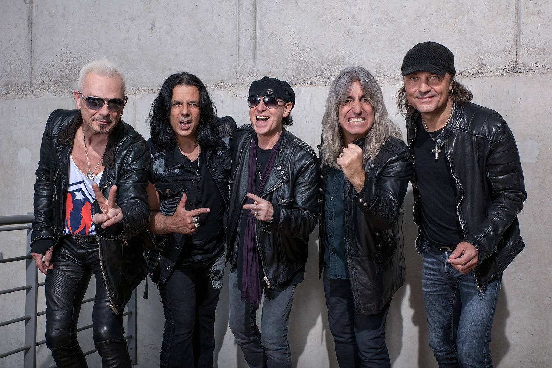 Legendarna rock grupa Scorpions po prvi put u Sloveniji