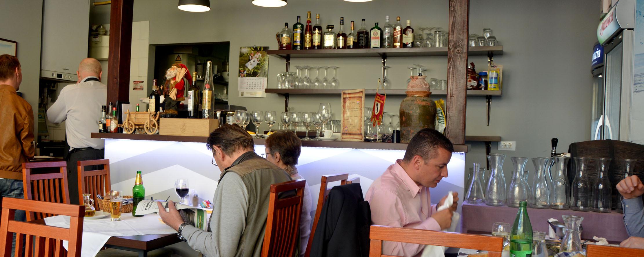Restoran KOD VINKA, probajte najbolji bakalar / Foto