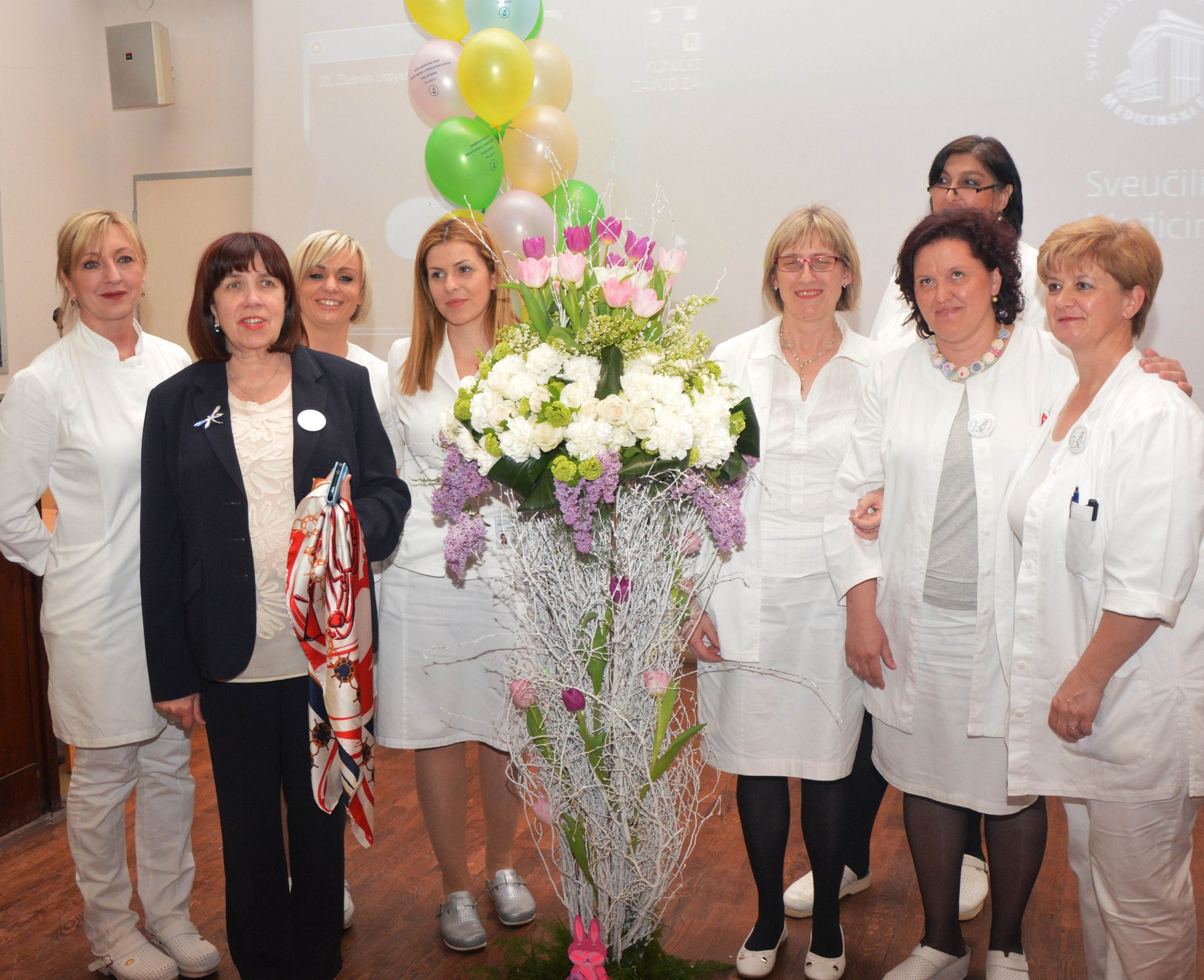 KBC Zagreb – Obilježen Međunarodni dan medicinsko-laboratorijskih djelatnika / 80 foto!