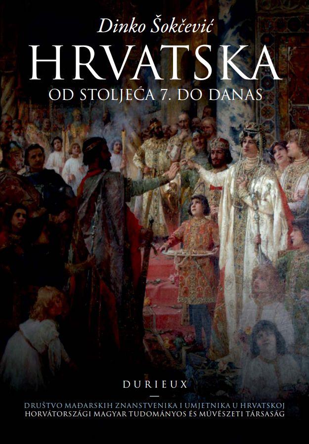 U HAZU predstavljanje knjige Dinka Šokčevića HRVATSKA – OD STOLJEĆA 7. DO DANAS