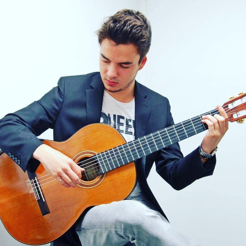 Višestruko nagrađivani mladi hrvatski gitarist nastupa u Zadru