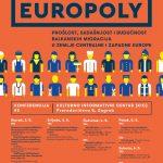 Europoly Poster B2 Zagreb program