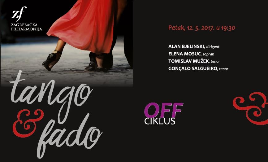 TANGO & FADO, strastvena glazbena noć u Lisinskom