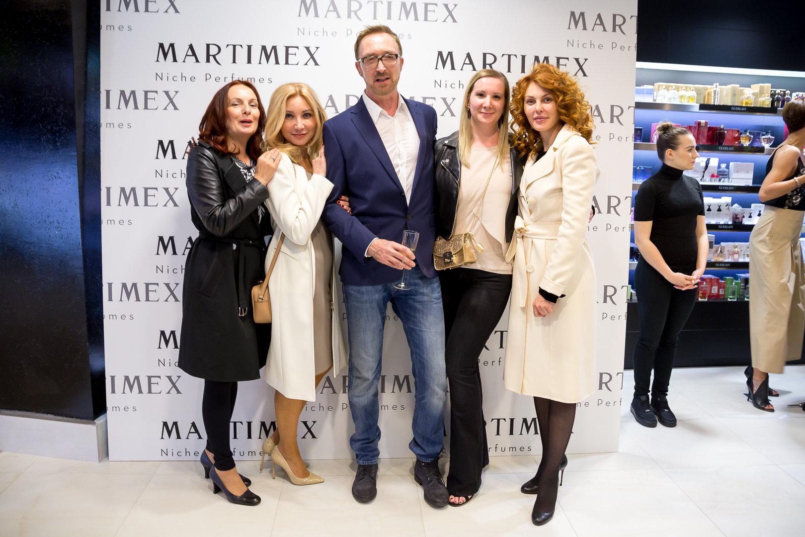 Pogledajte kako je bilo na predstavljanju niche brendova u preuređenoj parfumeriji Martimex
