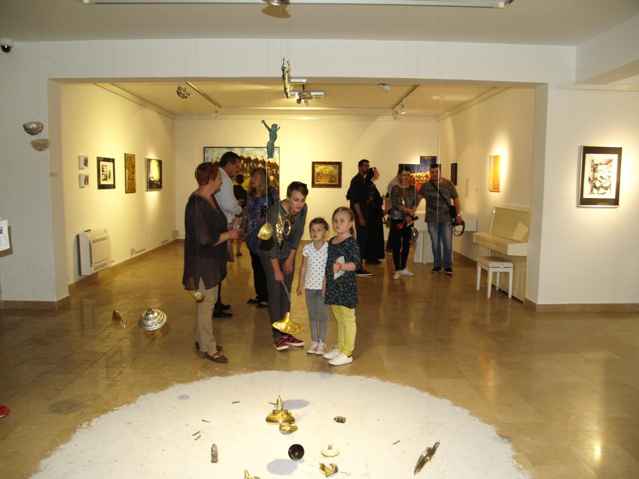 """Otvorena izložba """"66"""" u Franjevačkoj galeriji"""