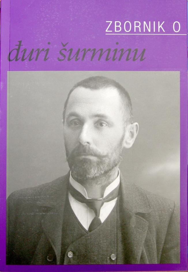 Predstavljen zbornik o Đuri Šurminu