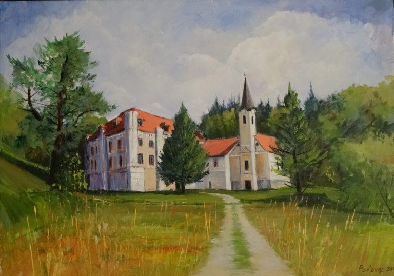 Izložba slovenskih slikara u Galeriji Sunce: I SUSJEDI I PRIJATELJI