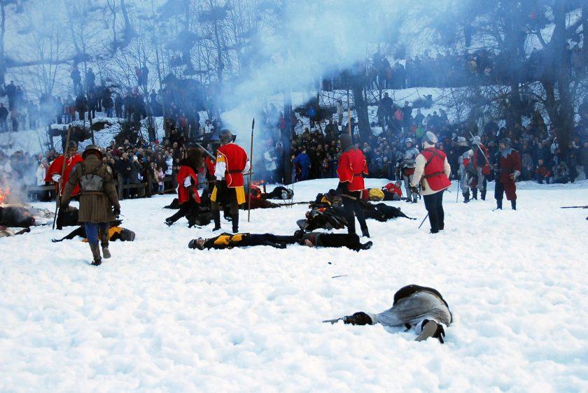 13. Bitka kod Samobora 1441. na Vugrinščaku