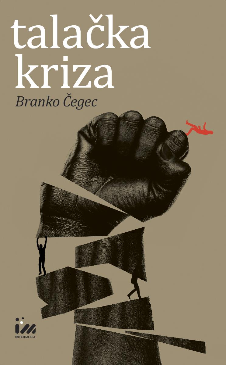 Predstavljanje knjige Branka Čegeca, TALAČKA KRIZA, 1.ožujka