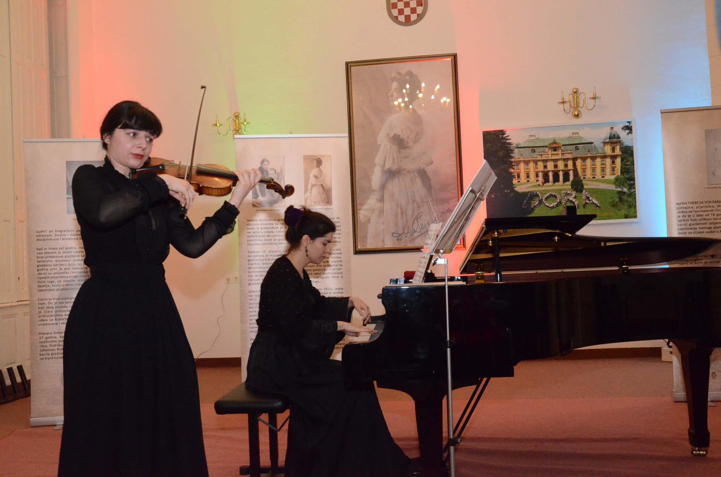 Koncert u Dubrovniku povodom godišnjice smrti Dore Pejačević