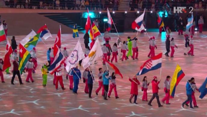 Zatvorene Zimske olimpijske igre u Pjongčangu