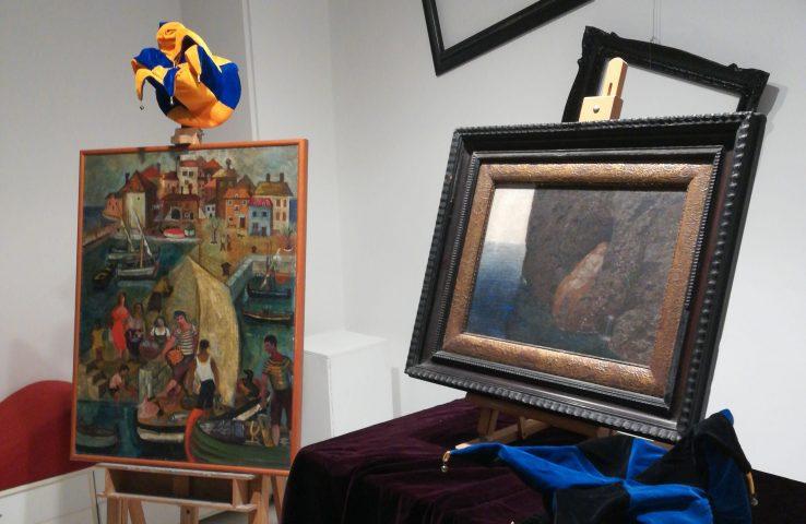 Lice i naličje, izložba u galeriji Bruketa 2