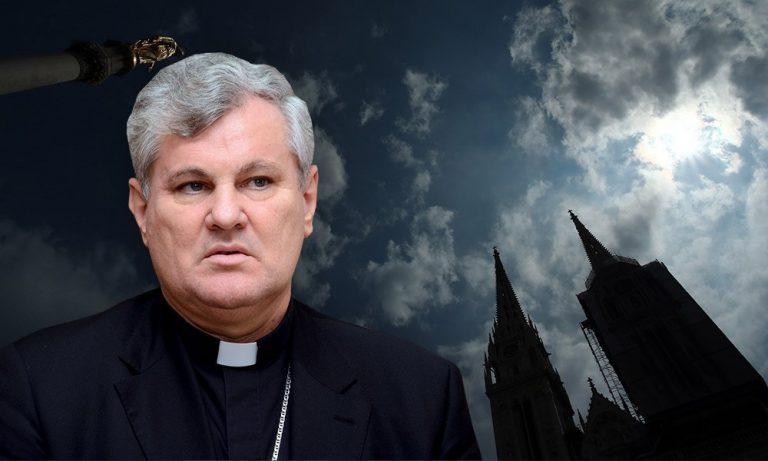 Biskup Košić: Vlada, zbog Istanbulske, katolicima pljunula u lice