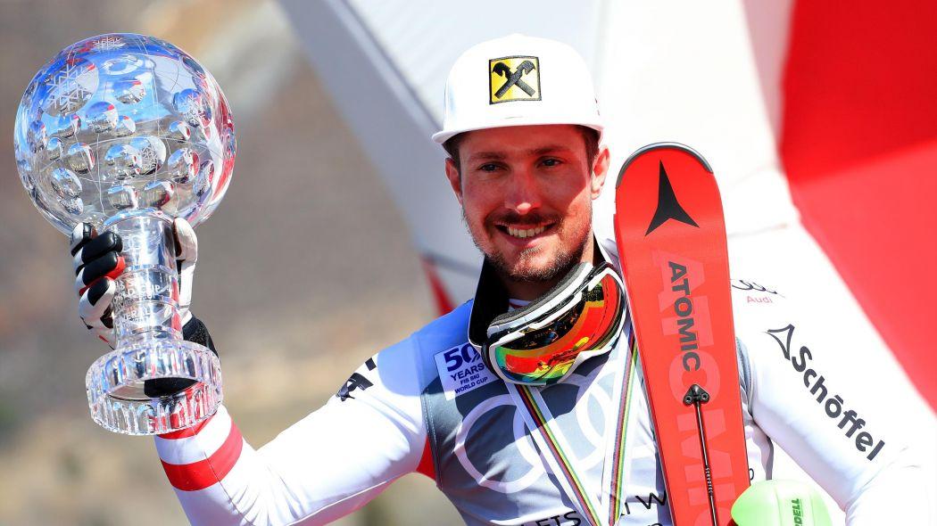 Hirscher uvjerljivom pobjedom do petog slalomskog globusa