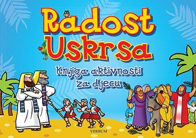 Radost Uskrsa – Knjiga aktivnosti za djecu