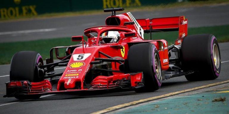 Formula 1: Vettel pobijedio na VN Australije
