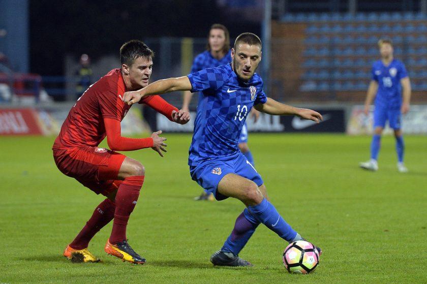 U21: Hrvatska – Moldavija 4-0
