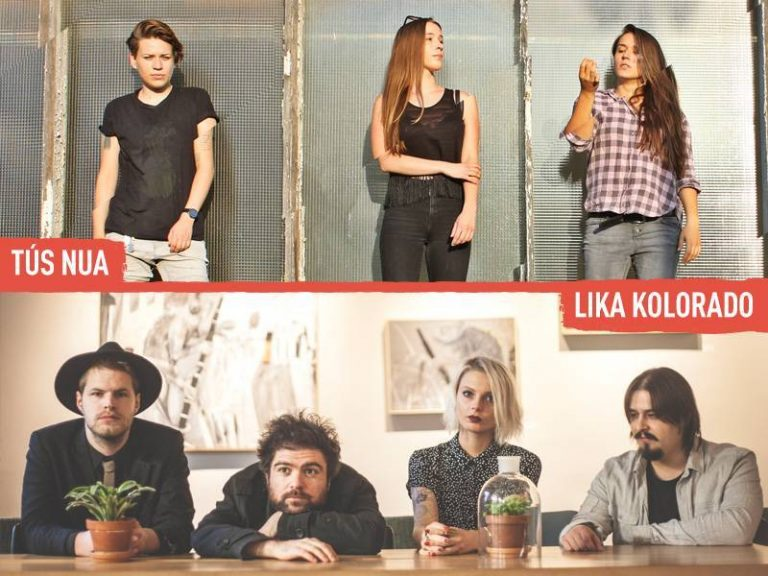 Tús Nua i Lika Kolorado nova domaća pojačanja INmusica #13!